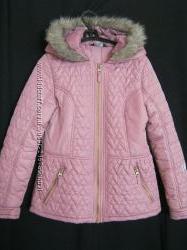 Куртка  на теплую зиму  GEORGE на 11-12 лет