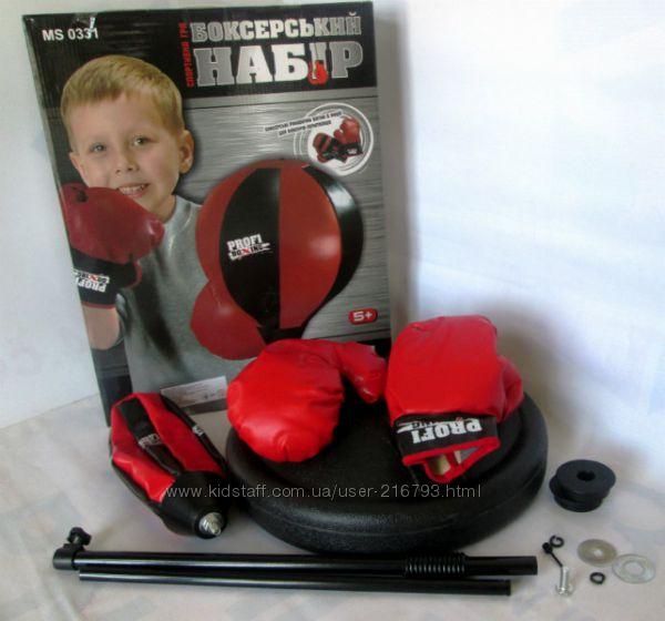 Детские боксёрские наборы Profi MS0331, 0332 и 0333