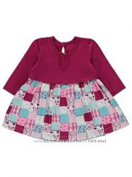 Платье george 6-9мес