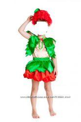 Прокат костюма клубнички