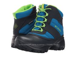 Зимние ботинки Columbia р. 25-39