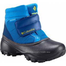 Columbia Kids&acute Childrens Rope Tow Kruser Snow Boot