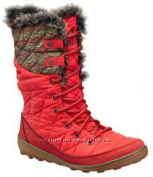зимние сапоги Heavenly Omni-Heat Print Lace Up Boot Columbia