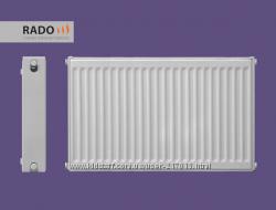 Радиатор отопления 500х1200 тип 22 с боковым подключением