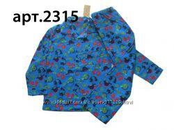 Распродажа -байковые пижамки для мальчиков 18мес -13лет, Англия, Primark