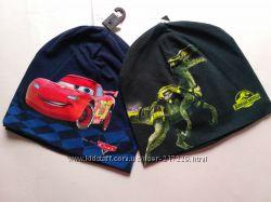 Крутые трикотажные деми и зимние шапочки для мальчиков H&M