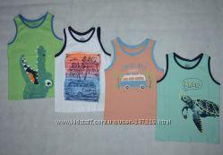 Суперские футболочки для малышей от 9мес до 2х лет