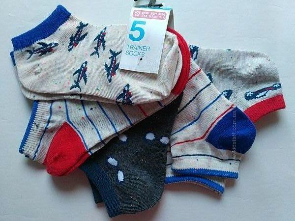 Носочки для деток от 23 до 40 размера, Primark, Англия