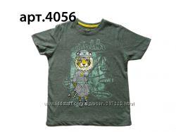 Суперские футболки для мальчиков 7-13лет, Англия