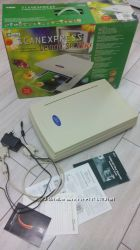 Сканер планшетный Mustec ScanExpress 12000 SP SCASI