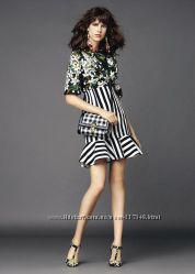Полосатая натура. Юбка Dolce&Gabbana копия