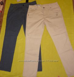 Мужские зауженные штаны RESERVED w36  и w38