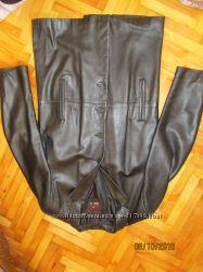 Кожаная куртка пиджак Zara