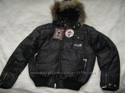 куртка пуховая Frankie Garage распродажа