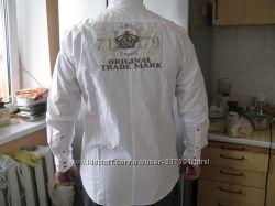 рубашка Jules Испания оригинал  размер  XL