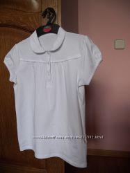 Блузка школьная MARKS&SPENSER новая