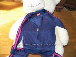 Спортивный костюм PUMA на девочку 6 лет