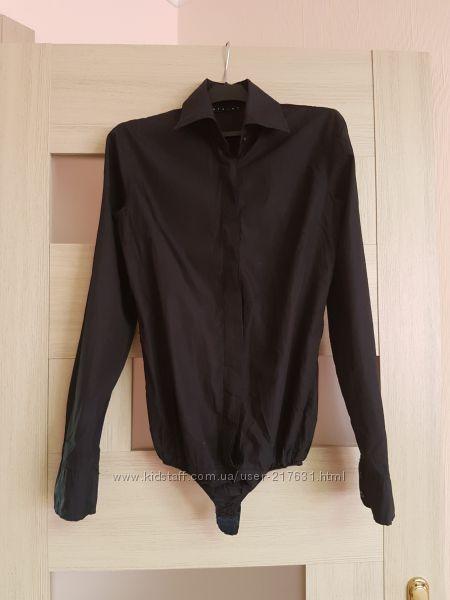 Рубашка боди sisley. Размер S-M.