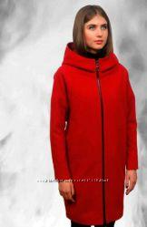 Стильное демисизонное пальто оверсайз