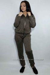 Женский спортивный костюм Ангора. До 60 размера