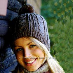 Итальянские теплые шапки Атлантис