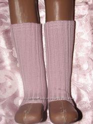 Гетры для танцев нежно-розовые 25 см в наличии.