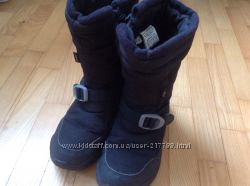 Термо-ботинки зимние, размер 35, стелька 22, 3 см