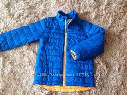 H&M демисезонная курточка тонкий синтепон 128см 7-8 лет