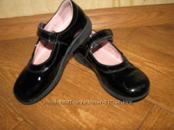 Лак. кожаные  туфли START-RITE  Англия. р. 29  для школы