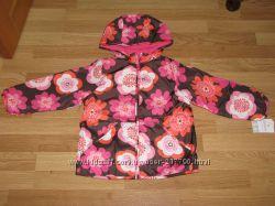 Куртка Картерс на флисе, размер 6-8 лет