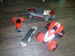 Наши фирменные машины Hasbro и Kinsmart в отличном состоянии
