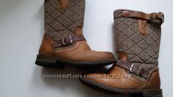 Сапоги ботинки Next кожа