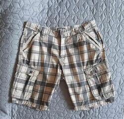 Подростковые хлопковые шорты OWK в отличном состоянии