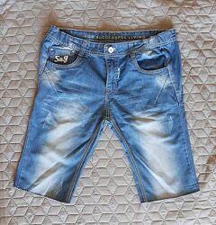Подростковые джинсовые шорты S&G Seagool