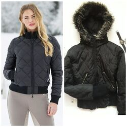 Курточка стьогана з капюшоном Tommy  Hilfiger  p. s, m