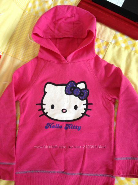 Туника теплая  Hello Kitty, 5-6 лет