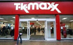Покупки на TK MAXX Англия