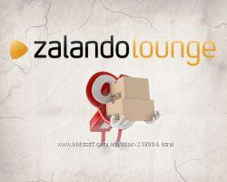 Заказы с закрытого сайта распродаж Zalando Lounge под 8проц.
