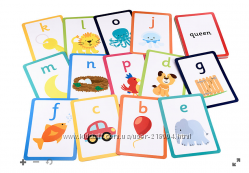 Обучающая игра Jumbo Alphabet Cards
