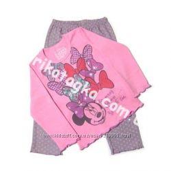 Детская пижама для девочки с героями Дисней в наличии