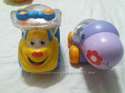 Игрушки разные Fisher Price Tolo Chicco