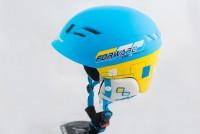 Шлем горнолыжный X-Road  930-7 blue-yellow