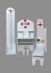 Уголок доктора - детская игровая мебель тм Даруся