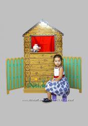 Ширма, Кукольный театр от тм Даруся
