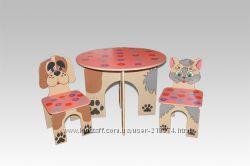 Комплект детской мебели Котенок - Пес-Барбос