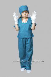 Детский костюм Маленький хирург, тм Даруся