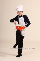 Детский костюм Повар, Шеф-повар тм Даруся Украина