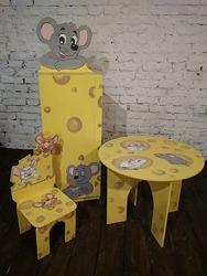 Набор мебели Мышки в сыре