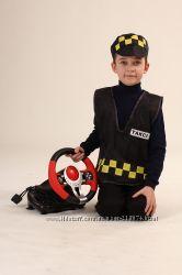 Детские игровые костюмы  Автомеханик, Водитель такси тм Даруся