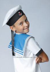 Детские игровые костюмы Моряк и Спецназ тм Даруся